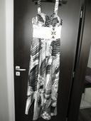 Dlhé spoločenské šaty 36-38, 36