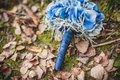 Knoflíková svatební kytice + korsáž,