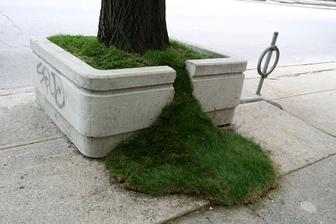 len umelecka inštalácia v Toronte :-)