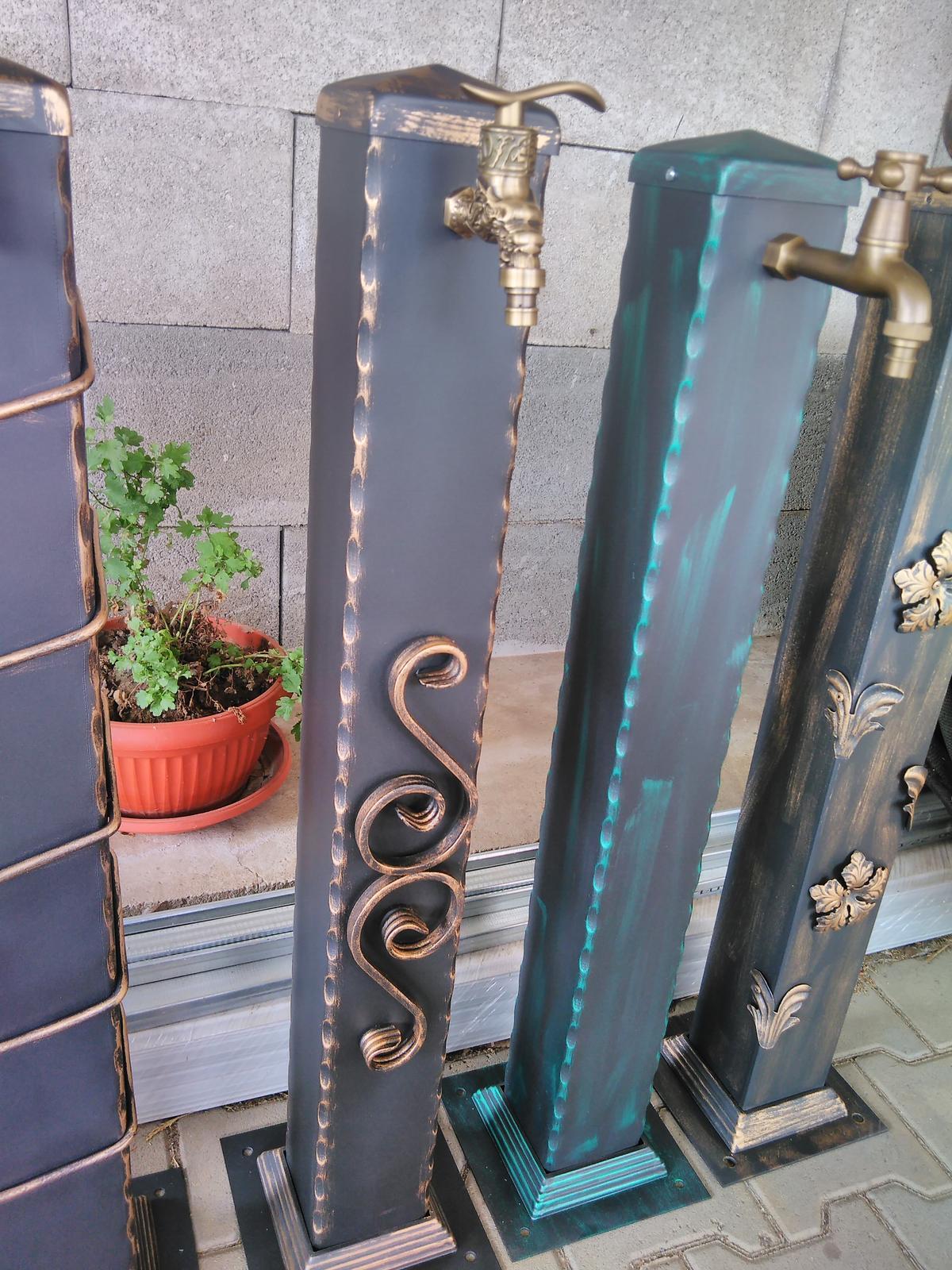 záhradný vodovodny stojan - Obrázok č. 4