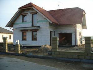 Pohled z ulice (podzim 2008)