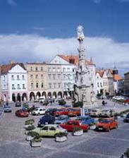 Jindřichův Hradec - tady se bude konat obřad