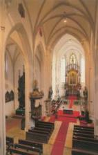 Kostel Nanebevzetí Panny Marie, Jindřichův Hradec