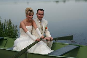 Romantika na lodičce :-)