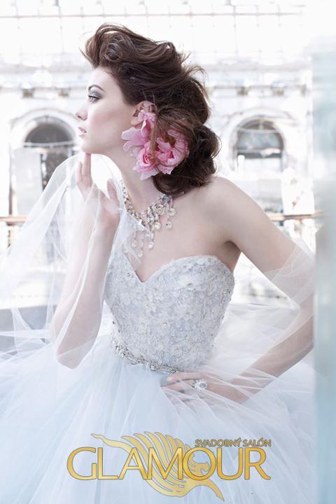 d5f4523c00 Svadobne šaty - Lazaro style 3269 -