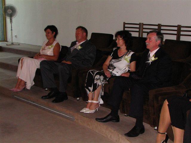 Darinka{{_AND_}}Mirek - Svadobní rodičia sú už pripravení, ...