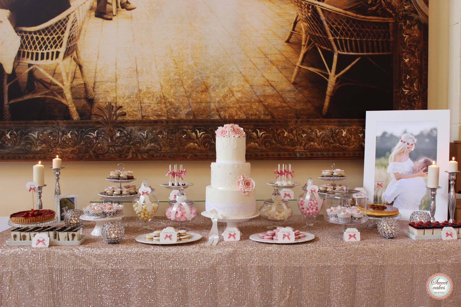Naše prípravy :) - Vysnívaný Candy Bar :) - Sweet Cakes Bakery... :)
