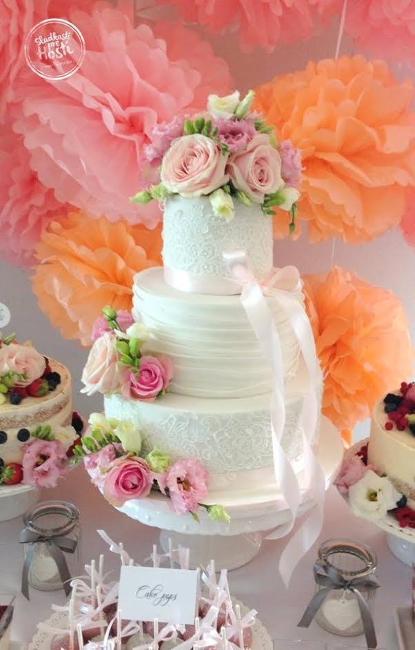 Naše prípravy :) - Naša vysnívaná svadobná ..by Sladkosti pre hostí