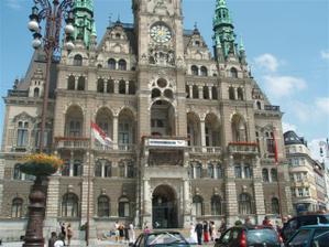 Liberec- radnice- obřad