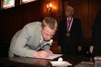 Podpisy-ženich