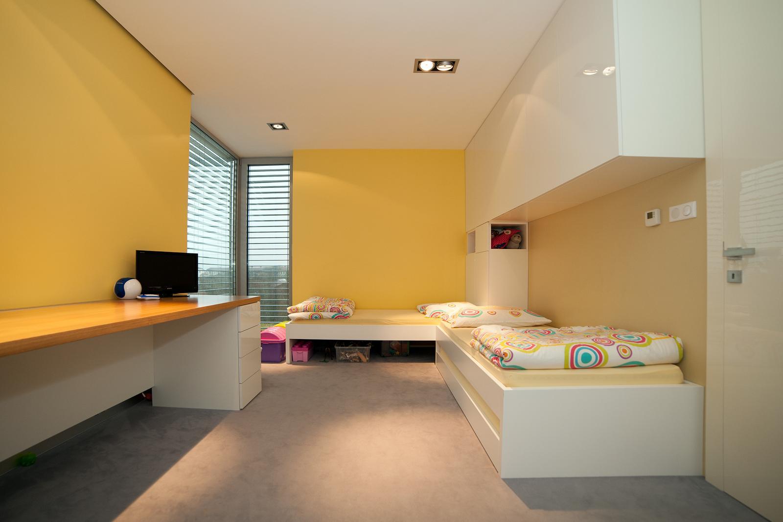 Niečo z našej práce - detská izba