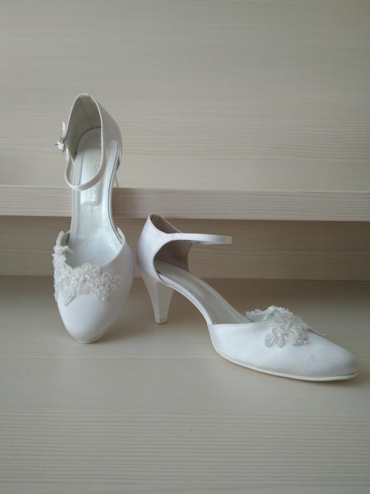 Pohodlné sandále - Obrázok č. 1