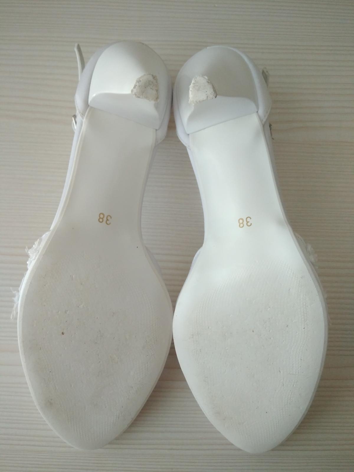 Pohodlné sandále - Obrázok č. 3