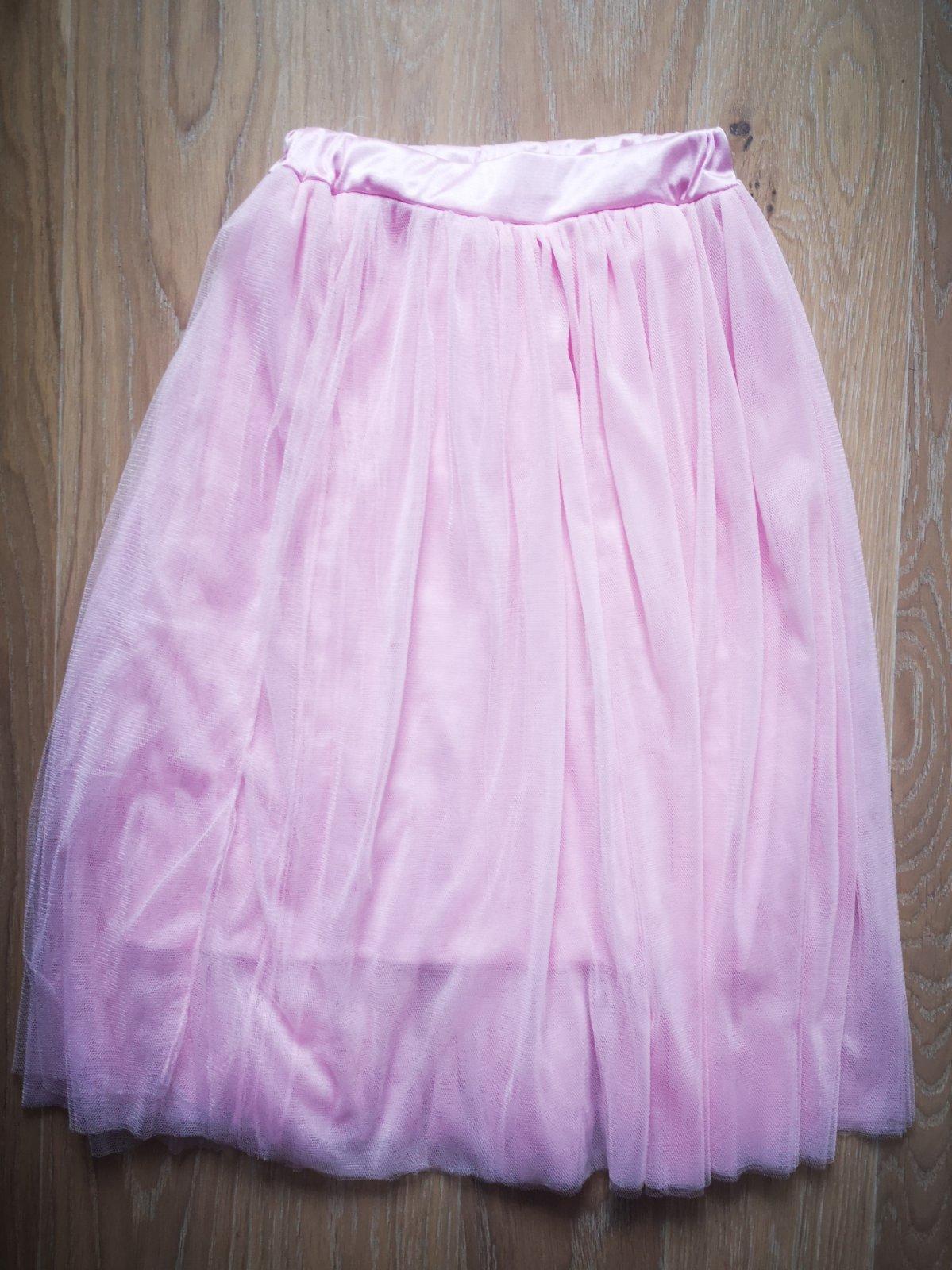 Tylová sukňa - Obrázok č. 1