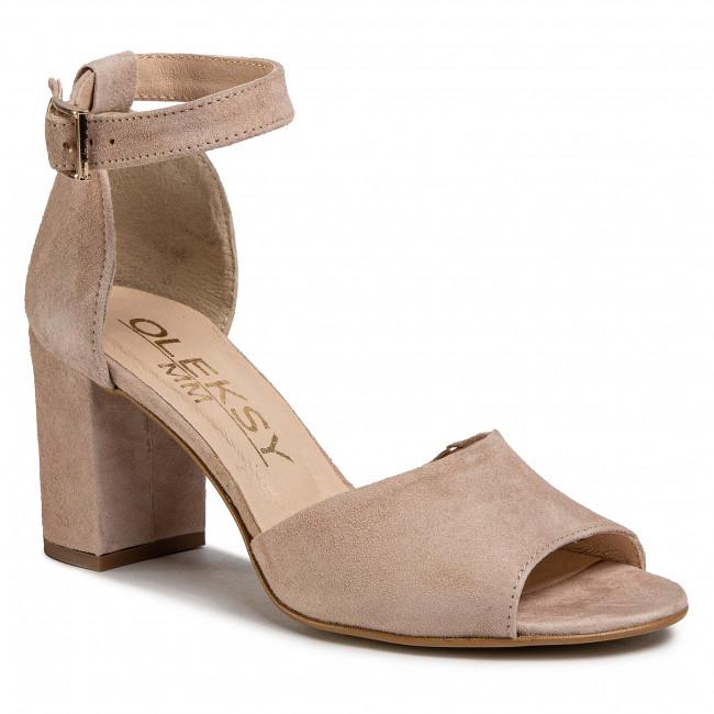 Sandále na hrubom opätku - Obrázok č. 1