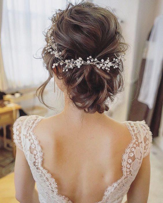 Vyberám si: svadobný účes