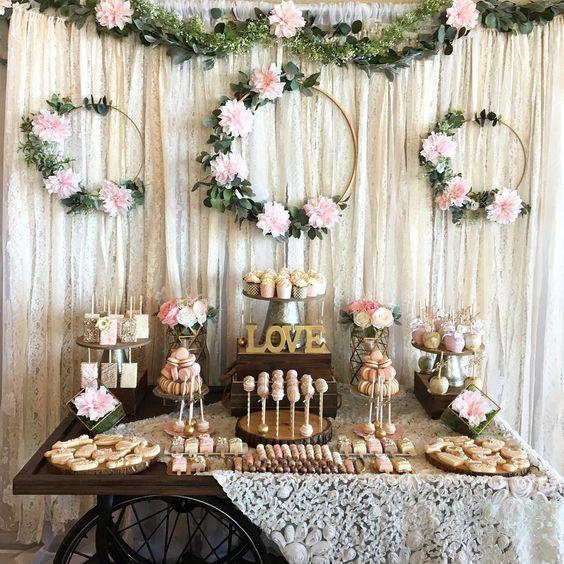 Candybar na svadbu - inšpirácie - Obrázok č. 4