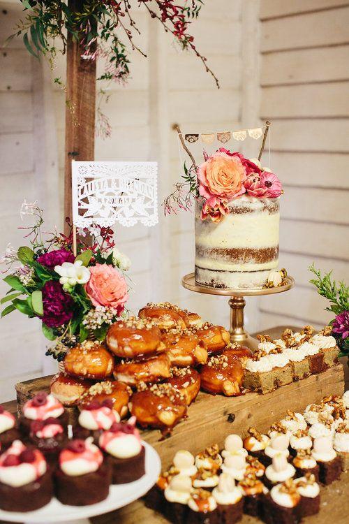 Candybar na svadbu - inšpirácie - Obrázok č. 14