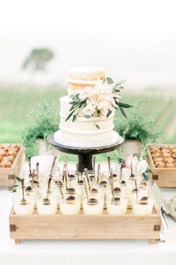 Candybar na svadbu - inšpirácie - Obrázok č. 1