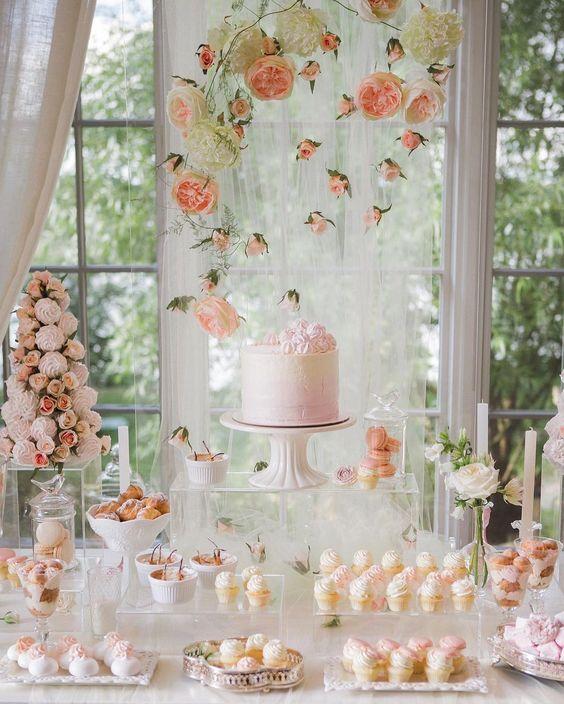 Candybar na svadbu - inšpirácie - Obrázok č. 17