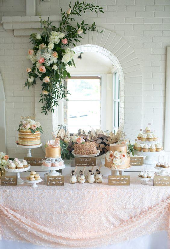 Candybar na svadbu - inšpirácie - Obrázok č. 2