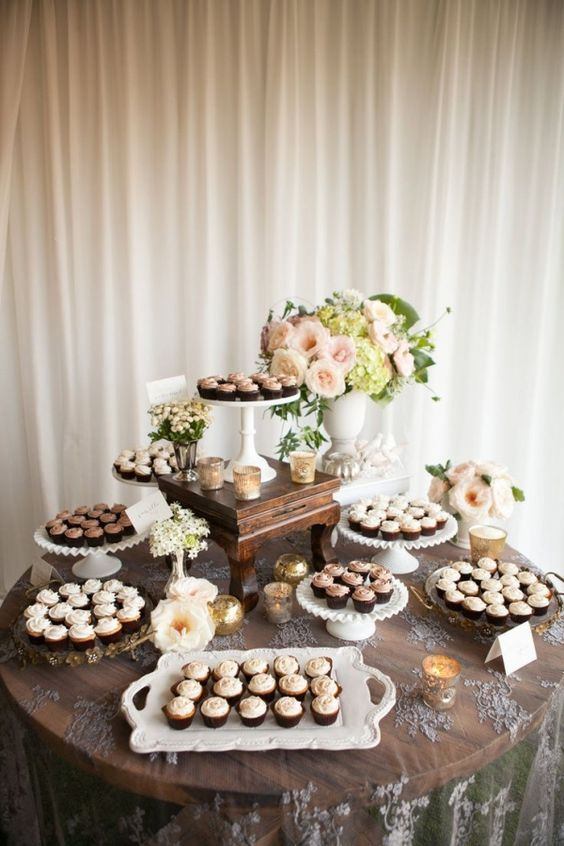Candybar na svadbu - inšpirácie - Obrázok č. 18