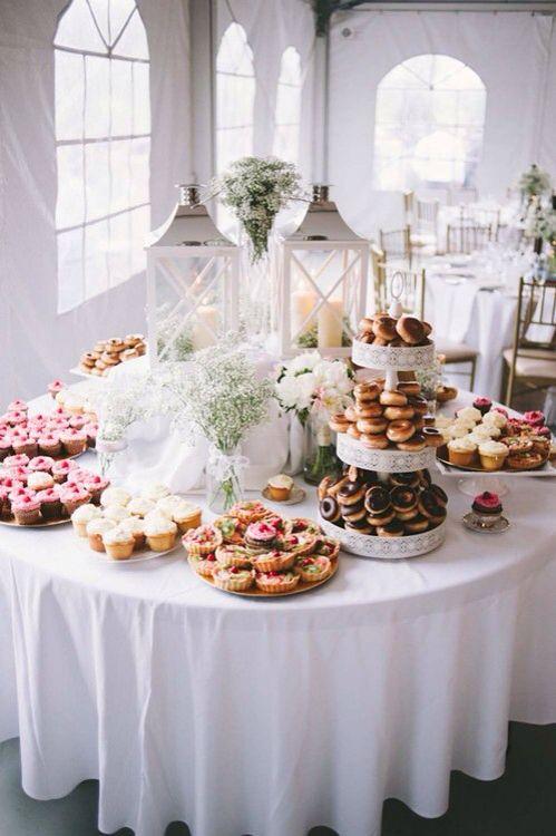 Candybar na svadbu - inšpirácie - Obrázok č. 20