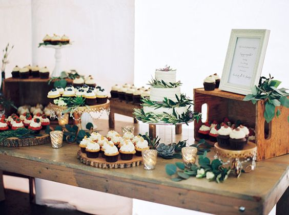 Candybar na svadbu - inšpirácie - Obrázok č. 24