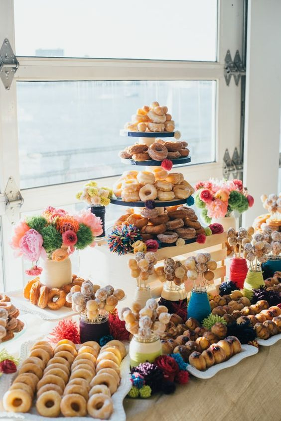 Candybar na svadbu - inšpirácie - Obrázok č. 25