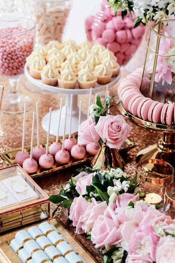 Candybar na svadbu - inšpirácie - Obrázok č. 26