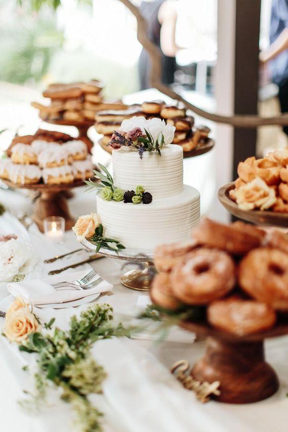 Candybar na svadbu - inšpirácie - Obrázok č. 3