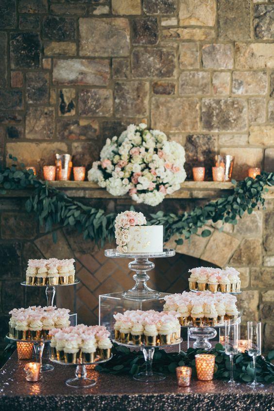 Candybar na svadbu - inšpirácie - Obrázok č. 31