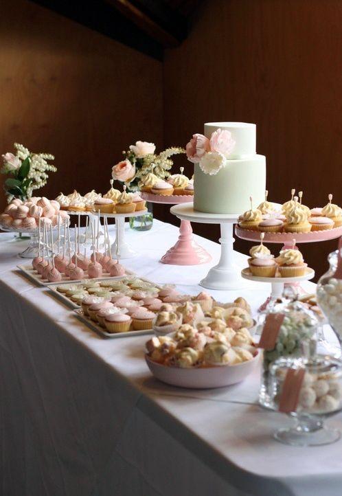 Candybar na svadbu - inšpirácie - Obrázok č. 33