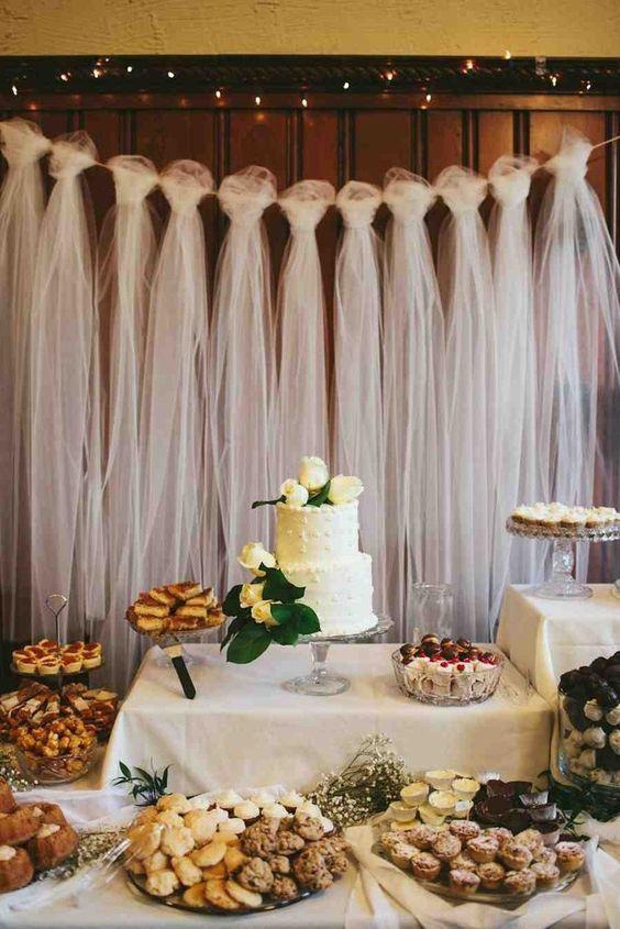 Candybar na svadbu - inšpirácie - Obrázok č. 34