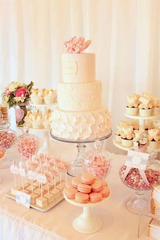 Candybar na svadbu - inšpirácie - Obrázok č. 36