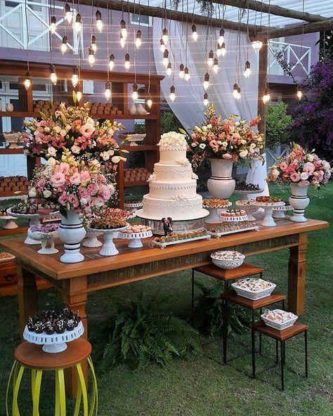 Candybar na svadbu - inšpirácie - Obrázok č. 37