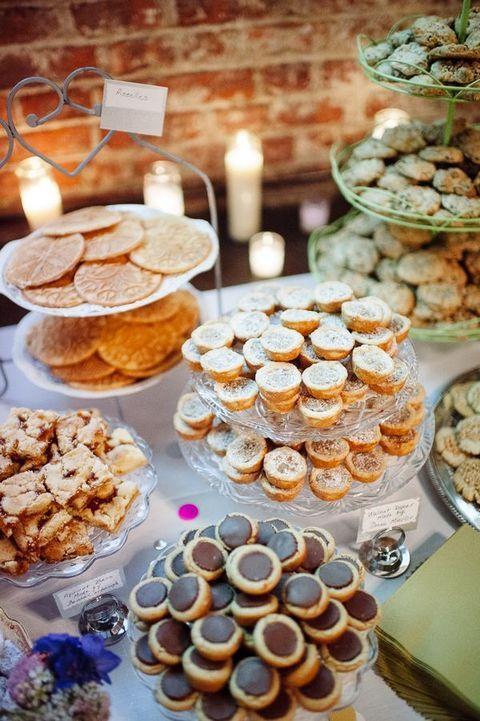 Candybar na svadbu - inšpirácie - Obrázok č. 40
