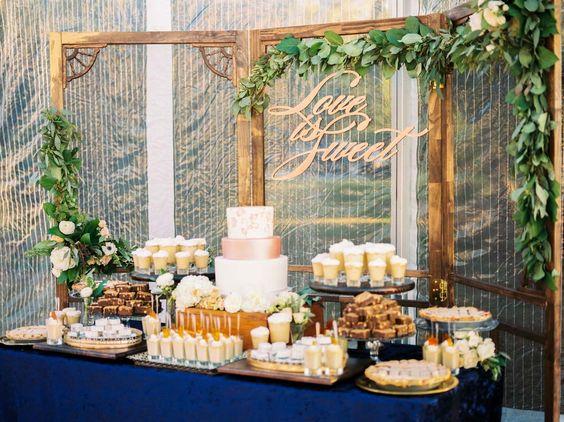 Candybar na svadbu - inšpirácie - Obrázok č. 43