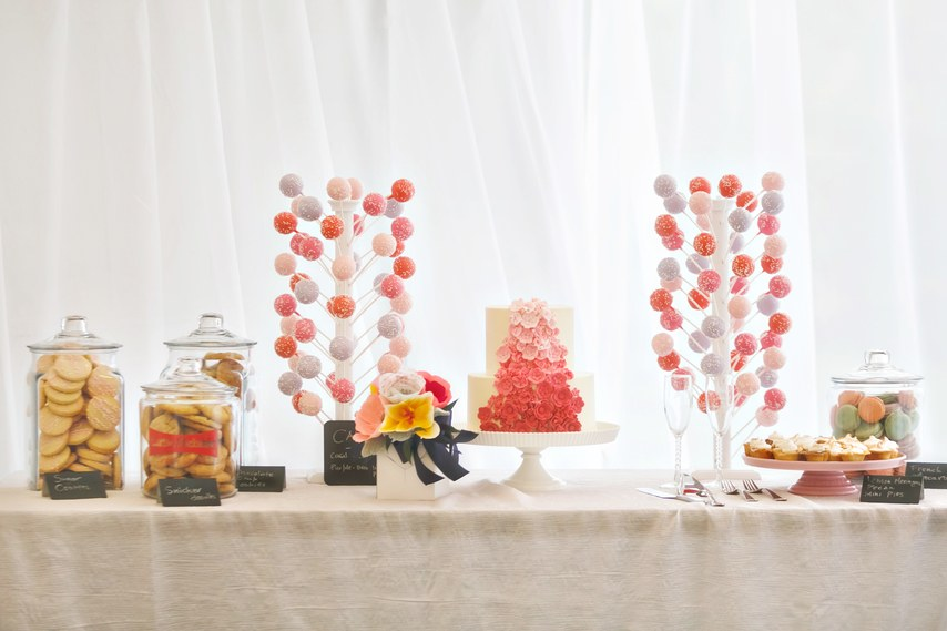 Candybar na svadbu - inšpirácie - Obrázok č. 45