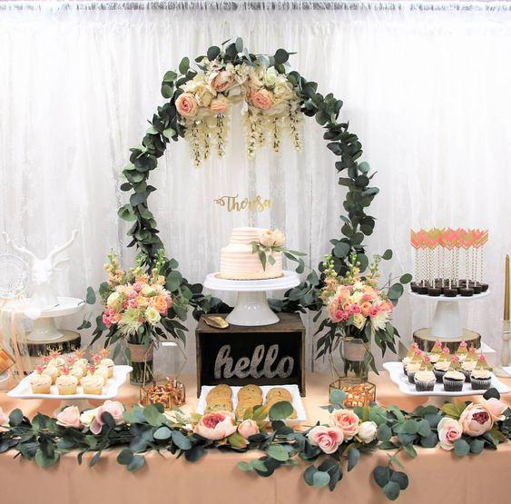 Candybar na svadbu - inšpirácie - Obrázok č. 46