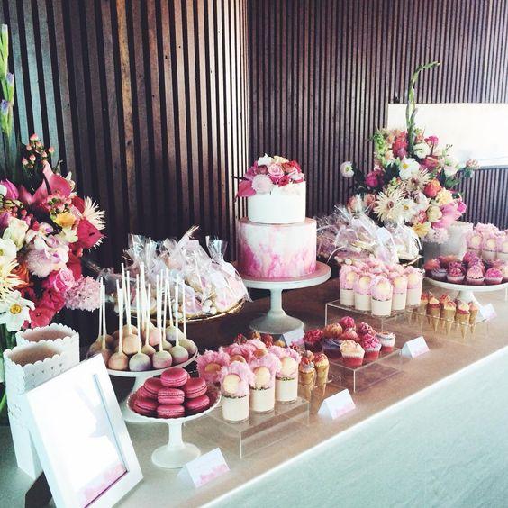Candybar na svadbu - inšpirácie - Obrázok č. 52
