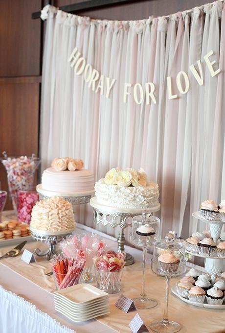 Candybar na svadbu - inšpirácie - Obrázok č. 54