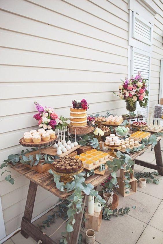 Candybar na svadbu - inšpirácie - Obrázok č. 58