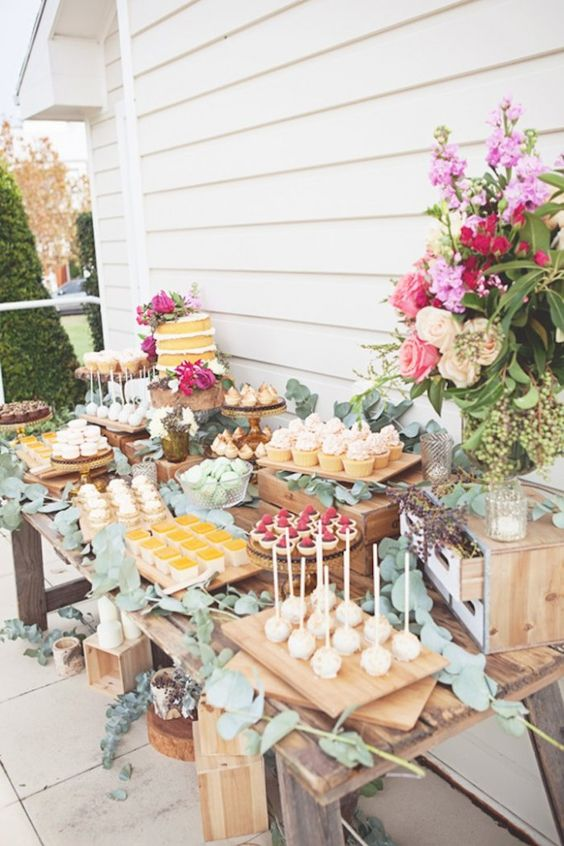 Candybar na svadbu - inšpirácie - Obrázok č. 59
