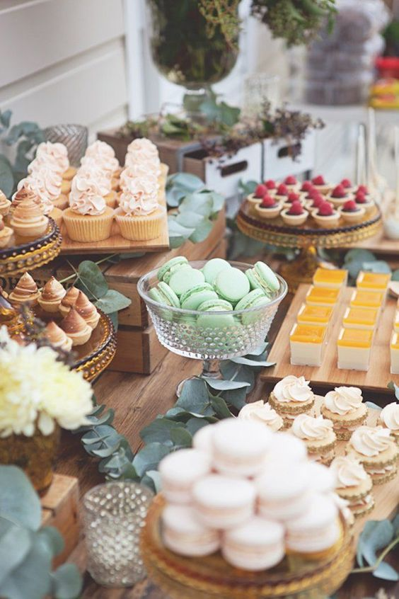 Candybar na svadbu - inšpirácie - Obrázok č. 62