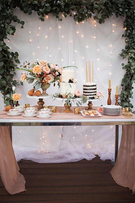 Candybar na svadbu - inšpirácie - Obrázok č. 63