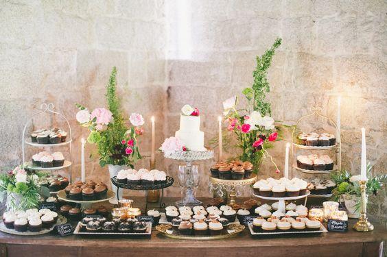 Candybar na svadbu - inšpirácie - Obrázok č. 64
