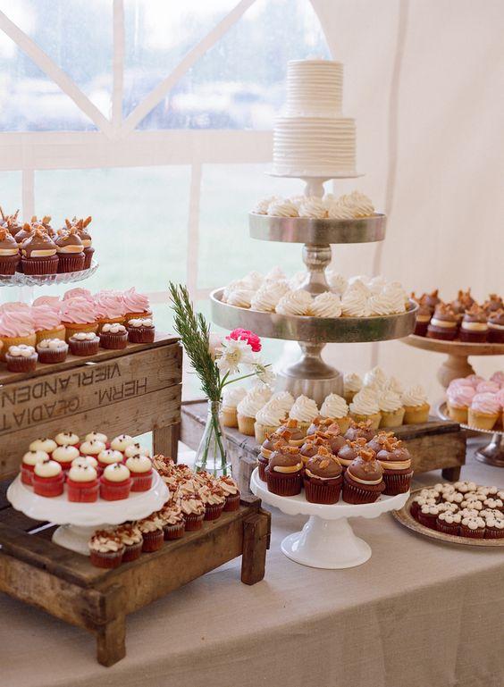 Candybar na svadbu - inšpirácie - Obrázok č. 69