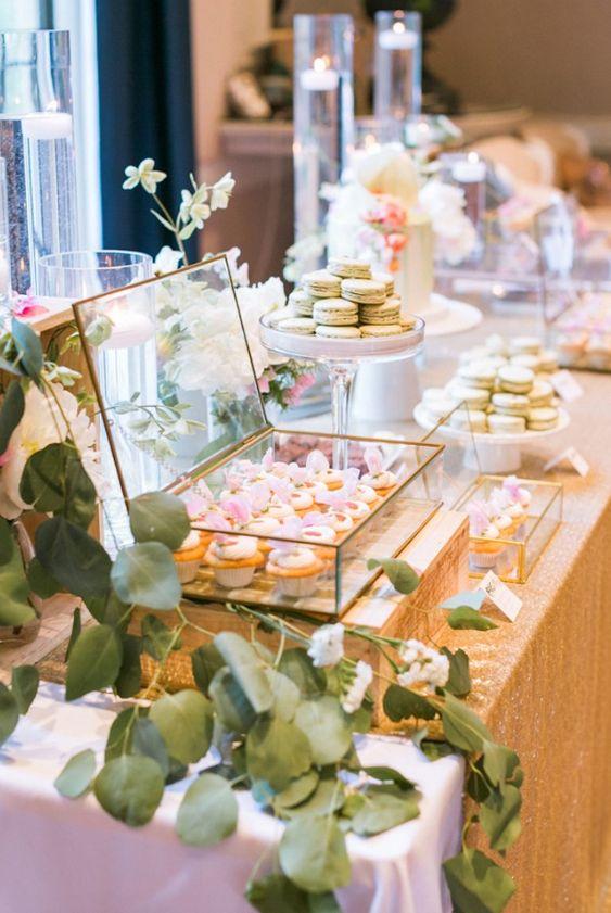 Candybar na svadbu - inšpirácie - Obrázok č. 73
