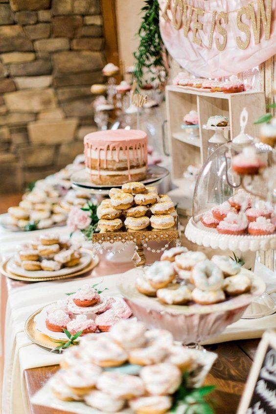 Candybar na svadbu - inšpirácie - Obrázok č. 74